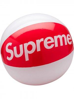 Надувной мяч Supreme. Цвет: красный