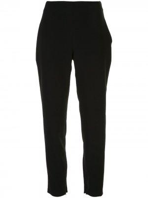 Узкие брюки с завышенной талией Sachin & Babi. Цвет: черный