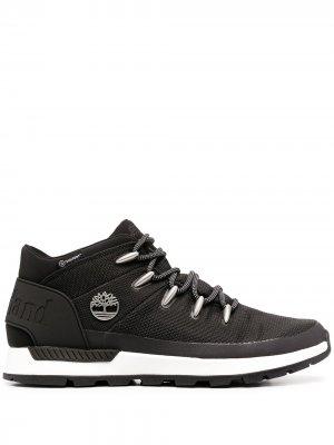 Ботинки Brooklyn Timberland. Цвет: черный