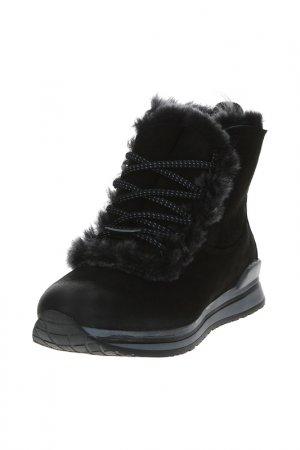Ботинки DOCKERS BY GERLI. Цвет: черный