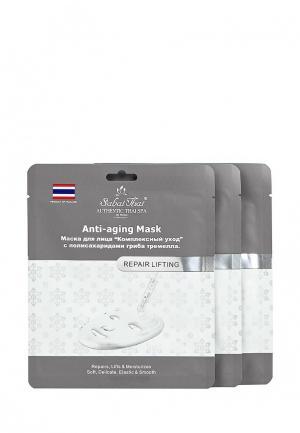 Набор масок для лица Sabai Thai Authentic SPA. Цвет: прозрачный