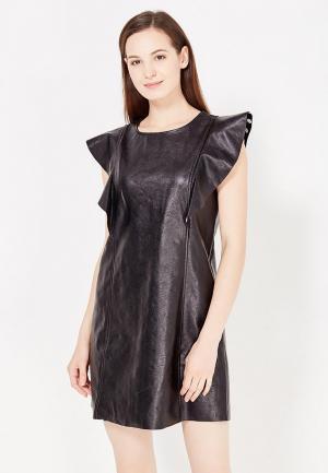Платье Miss by Valentina. Цвет: черный