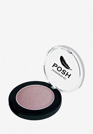 Тени для век Posh. Цвет: розовый
