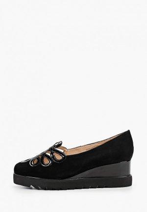 Туфли Balex. Цвет: черный