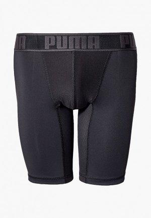 Трусы PUMA. Цвет: черный