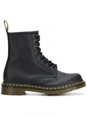 1460 Pascal Virginia boots Dr. Martens. Цвет: черный