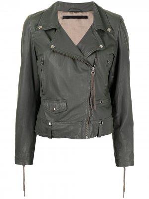 Куртка Seattle Munderingskompagniet. Цвет: зеленый