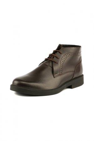 Ботинки RICONTE. Цвет: темно-коричневый