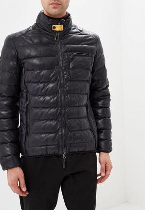 Куртка утепленная Parajumpers. Цвет: синий