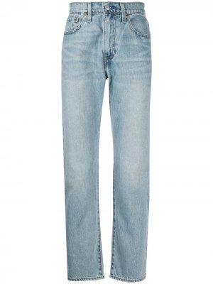 Levis зауженные джинсы 502 Levi's. Цвет: синий