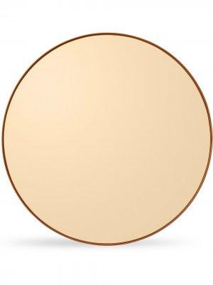 Зеркало Circum AYTM. Цвет: коричневый