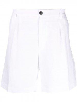 Пляжные шорты Fortela. Цвет: белый