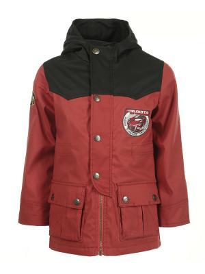 Куртка Arista. Цвет: терракотовый