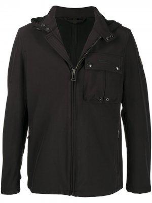 Легкая куртка Wing Belstaff. Цвет: черный