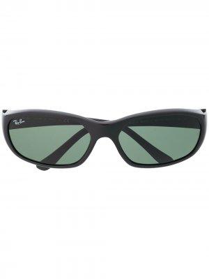 Солнцезащитные очки Daddy-O II Ray-Ban. Цвет: черный