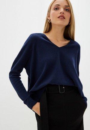 Пуловер Liu Jo. Цвет: синий