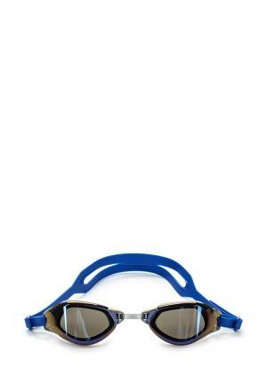 Очки для плавания adidas Performance. Цвет: синий