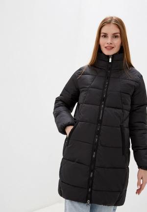 Куртка утепленная b.young. Цвет: черный