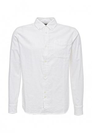 Рубашка Bellfield. Цвет: белый