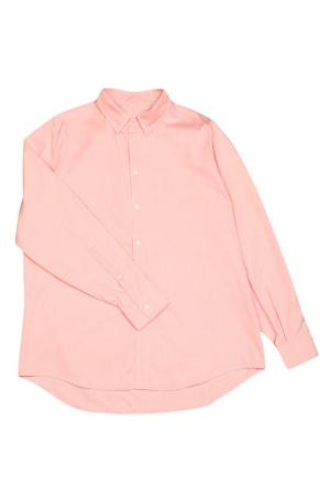Рубашка American Apparel. Цвет: oxford coral