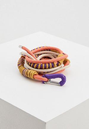 Пояс Max&Co. Цвет: разноцветный