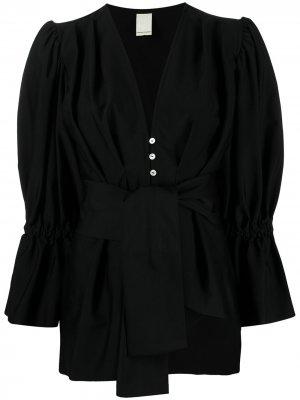 Купальный костюм Colon Maygel Coronel. Цвет: черный
