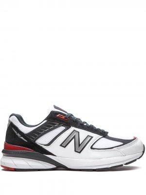 Кроссовки M990NL5 New Balance. Цвет: белый