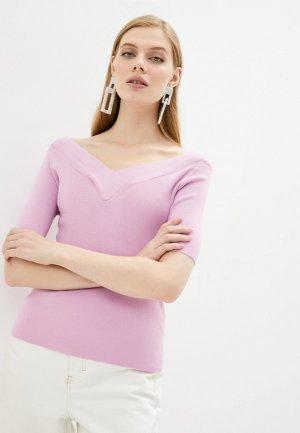 Пуловер Sweewe. Цвет: розовый