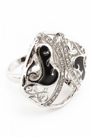 Кольцо Slava Zaitsev. Цвет: серебро