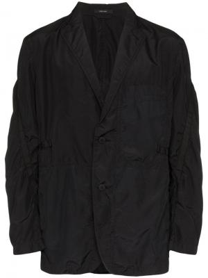 Блейзер с карманом спереди Issey Miyake. Цвет: черный