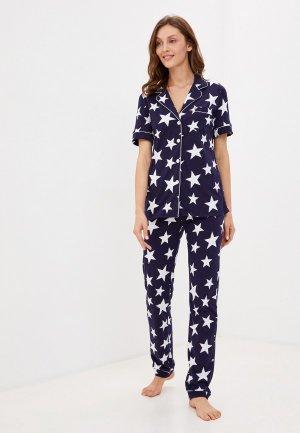 Пижама Winzor. Цвет: синий