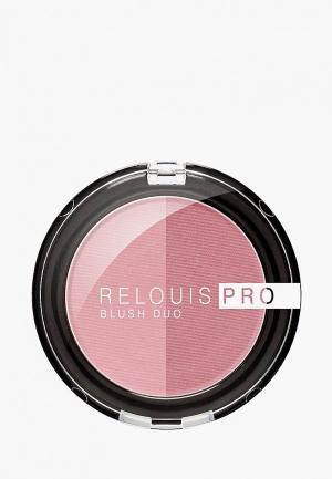 Румяна Relouis. Цвет: розовый