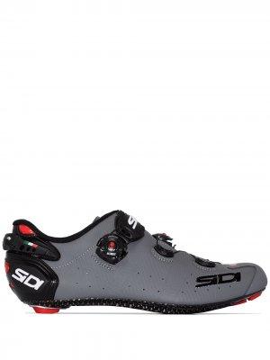 Велосипедные туфли Wire 2 SIDI. Цвет: серый