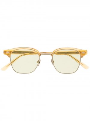 Солнцезащитные очки Roke Gentle Monster. Цвет: желтый