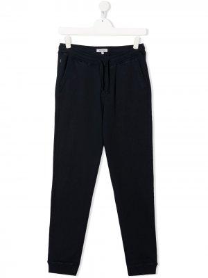 Спортивные брюки Woolrich Kids. Цвет: синий