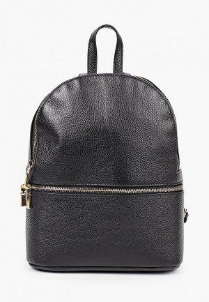 Рюкзак Pulicati. Цвет: черный