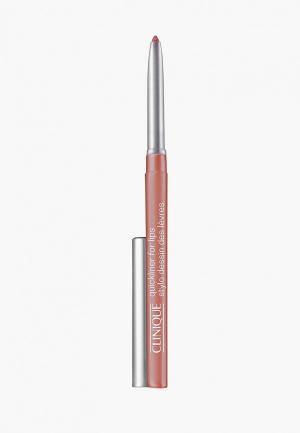 Карандаш для губ Clinique. Цвет: розовый