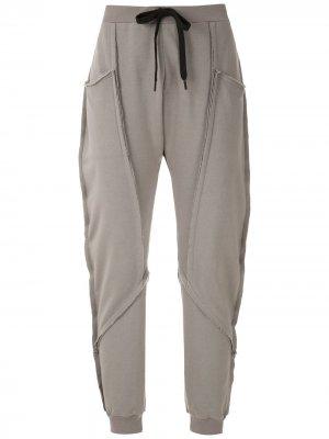 Спортивные брюки Marrakesh Uma   Raquel Davidowicz. Цвет: серый