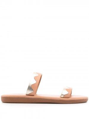 Сандалии Paralia Ancient Greek Sandals. Цвет: розовый