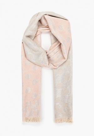 Палантин Venera. Цвет: розовый