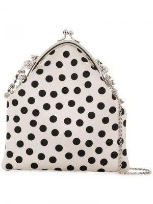 Muse shoulder bag Ca&Lou. Цвет: белый