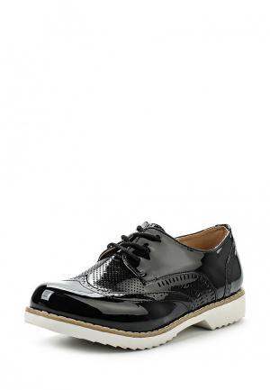 Ботинки Girlhood. Цвет: черный