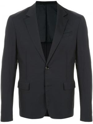 Unlined blazer Costume National. Цвет: синий