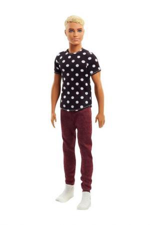 Кен (Мода) Barbie. Цвет: черный