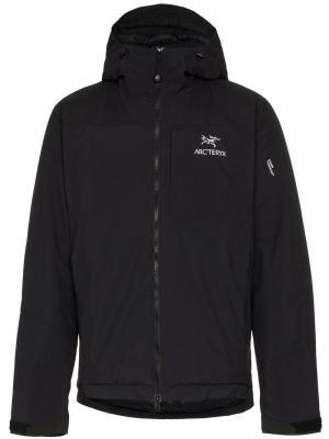 Куртка Kappa Arc'teryx. Цвет: черный