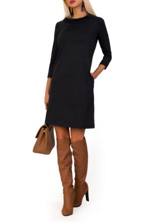 Платье FABIEN DE FERANTE. Цвет: серый