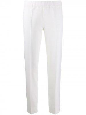 Декорированные брюки с эластичным поясом D.Exterior. Цвет: нейтральные цвета