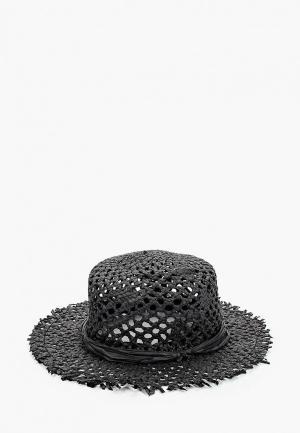 Шляпа Mango. Цвет: черный