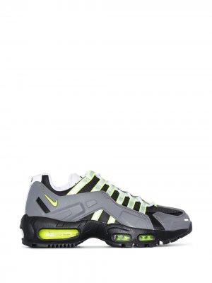 Кроссовки Air Max 95 NDSTRKT Nike. Цвет: серый