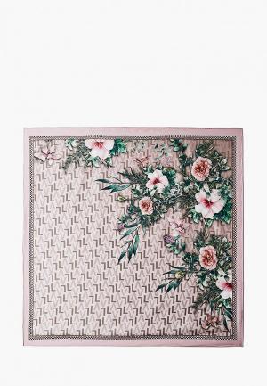 Платок Leo Ventoni. Цвет: розовый